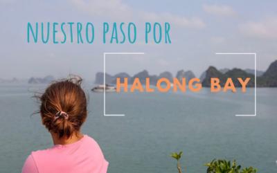 Halong Bay con niños